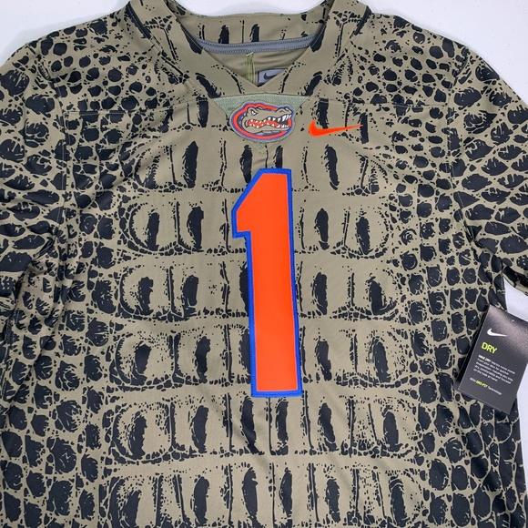 on sale cb966 d273f $150 Medium Nike Florida Gators Football Jersey UF NWT